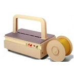 Tabletop Automatic Strapping Machine